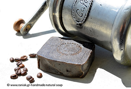 coffee for cellulitis-Rania K handmade natural soap cccc